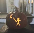 Ethan's pumpkin