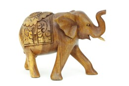 carved-elephant-figurine