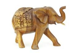 carved-elephant-figurine